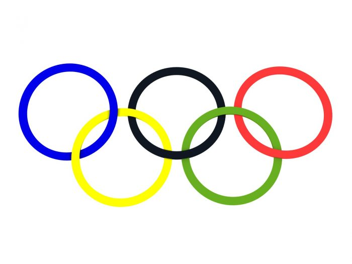 Logo Olympic Games